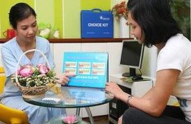 Khám sức khỏe miễn phí cho phụ nữ