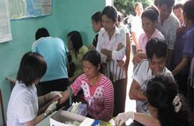 Can thiệp giảm thiểu mắc bệnh tan máu bẩm sinh tại Hòa Bình: Phòng ngừa trước khi kết hôn