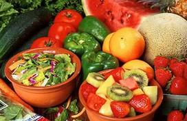 Ngừa khối u ở vú với rau quả