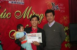 23 triệu đồng cùng phần quà ấm áp đến với bé Chí Linh