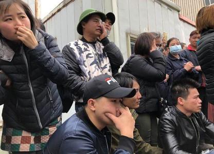 Đã xác định được danh tính 6 công nhân Việt Nam tử nạn tại Đài Loan