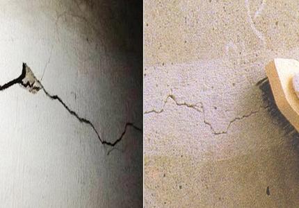 Mẹo đơn giản mà nhanh gọn giúp xử lý vết rạn nứt trên tường nhà