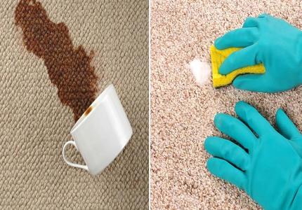 Cách làm sạch thảm trải sàn nhanh chóng nhà nào cũng có thể áp dụng