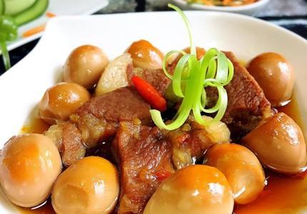 Cách làm thịt kho tàu đưa cơm cho cả nhà