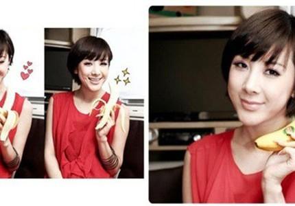 Phương pháp giảm cân bằng chuối cực độc đáo của Seo In Young!
