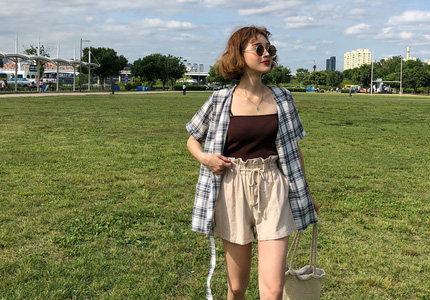"""Đã tìm ra 4 kiểu quần """"kỳ diệu"""" vừa kéo dài chân lại giúp chị em giấu nhẹm vòng bụng đẫy đà"""