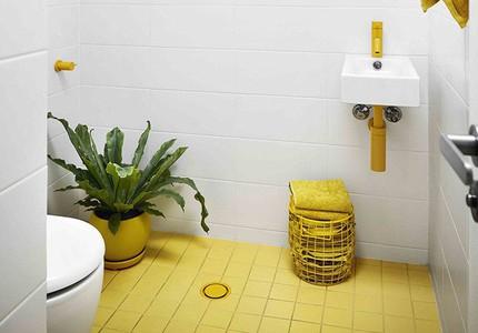 Gam màu được dự đoán sẽ phủ sóng hết phòng tắm của mọi gia đình hè năm nay