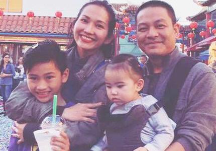 Kim Hiền: 'Con trai tôi rất yêu thương bố dượng'
