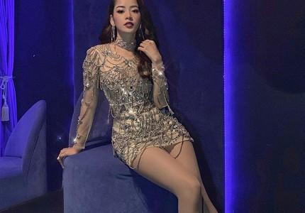 Dáng chuẩn đồng hồ cát, bảo sao Chi Pu chăm diện đầm ôm khoe body sexy từng milimet