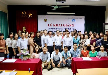 Khai giảng lớp bồi dưỡng nghiệp vụ thanh tra chuyên ngành dân số năm 2019