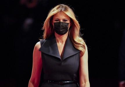 Đập tan những tin đồn thất thiệt về sức khỏe, Đệ nhất Phu nhân Tổng thống Mỹ xuất hiện cực kỳ rạng ngời