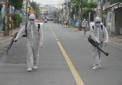 Biên Hòa cấm dịch vụ gym, spa, hớt tóc