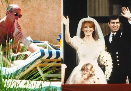 Con dâu để người tình hành động nhạy cảm trên mặt báo, Nữ hoàng Anh nổi giận đùng đùng