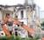 """Hình ảnh phá dỡ chung cư khiến nhiều người """"lạnh gáy"""" trên đất vàng Thủ đô"""