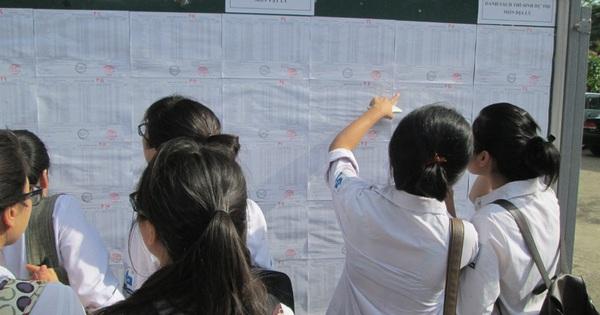 Các cách xem điểm thi tốt nghiệp THPT năm 2020