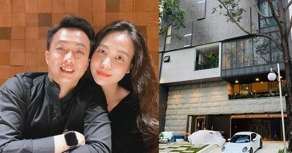 Khu vực gây choáng trong tổ ấm hạnh phúc của Cường Đô la và Đàm Thu Trang