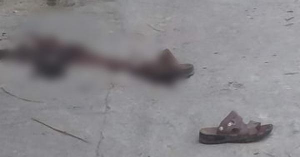 Bị đánh sau va chạm giao thông, người đàn ông cầm dao đâm chết hàng xóm rồi chờ công an đến bắt