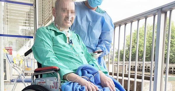 Hy vọng 10 ngày nữa bệnh nhân phi công đủ điều kiện hồi hương