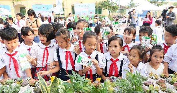 Lan tỏa tình yêu thiên nhiên, môi trường đến với học sinh