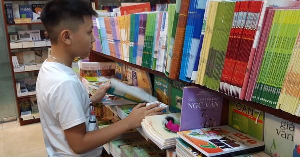 Học sinh lớp 1 cần mua những cuốn sách giáo khoa nào?