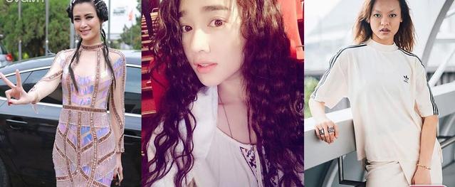 Khó hiểu với những kiểu tóc vừa xấu, vừa dìm hàng nhan sắc của người đẹp Việt