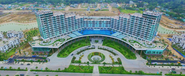 Sầm Sơn, Thanh Hóa: 400 căn Condotel FLC dẹp cơn khát cháy phòng