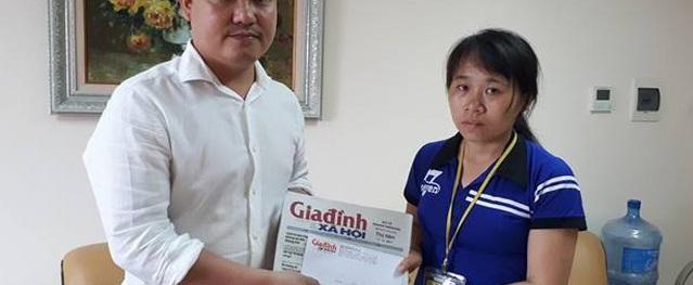 Bé Dũng bị bệnh Thalassemia tiếp tục nhận được sự giúp đỡ của bạn đọc Gia đình & Xã hội