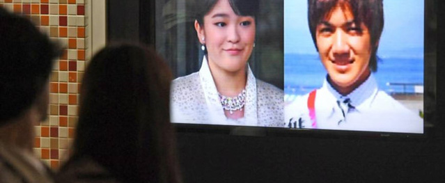 Người Nhật vui mừng vì 'chuyện tình cổ tích' công chúa với thường dân