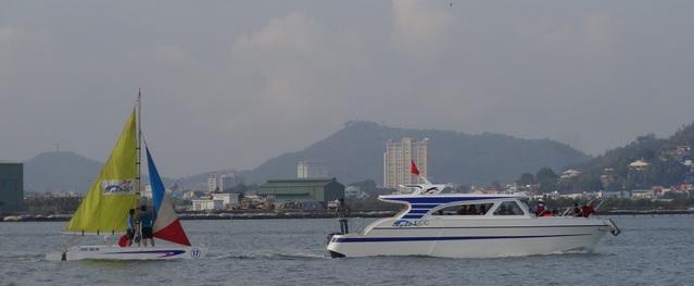"""Vụ tàu PPC: Doanh nghiệp đóng tàu tiếp tục vạch các """"điểm mờ"""" QCVN 95 của Bộ GTVT"""