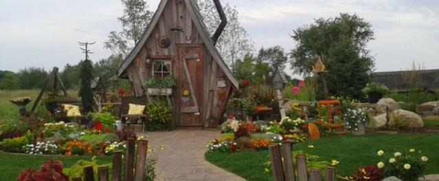 Ngôi nhà gỗ đẹp diệu kỳ như truyện cổ tích khiến người xem ngỡ ngàng