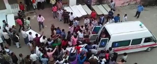 Nổ tại nhà máy nhiệt điện Ấn Độ, 16 người chết