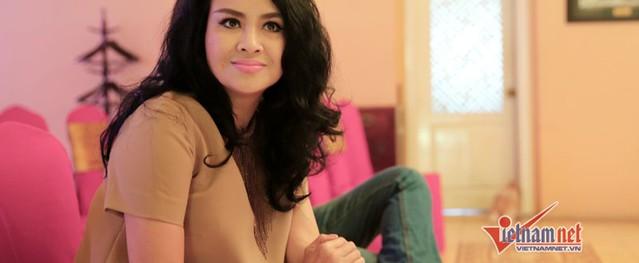 Diva Thanh Lam tiết lộ về người đàn ông đặc biệt