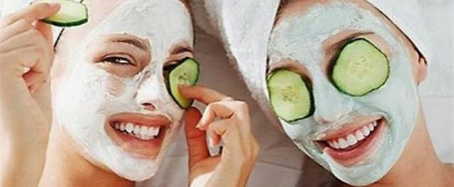 Bạn đã biết đắp mặt nạ dưa chuột làm trắng da đúng cách?