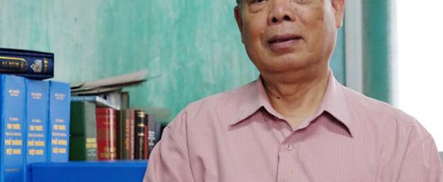 Phó giáo sư 40 năm nghiên cứu cải tiến chữ quốc ngữ