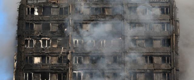 Tòa nhà 27 tầng cháy dữ dội do đâu?