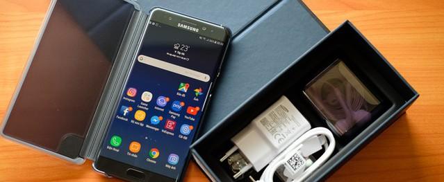 5 điểm đáng chú ý trên Galaxy Note FE