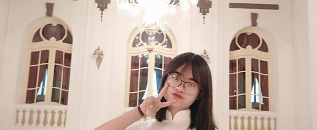 Nữ sinh giữ kỷ lục về thành tích của THPT Chuyên Tuyên Quang