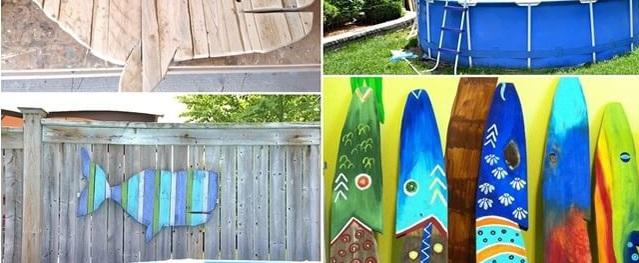 Pallet gỗ - vật liệu rẻ tiền nhưng cực hiệu quả trong việc giúp ngôi nhà đẹp và tiện nghi hơn