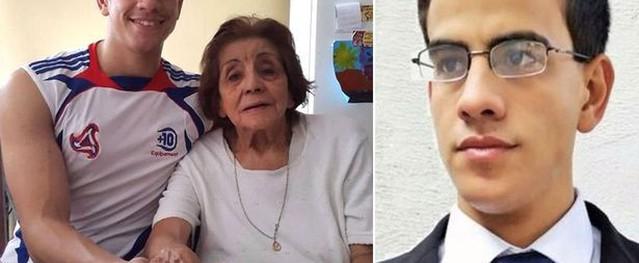 Vợ 92 tuổi qua đời, nam thanh niên vác đơn đi đòi tiền tuất