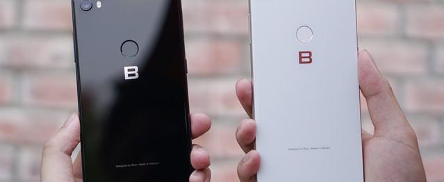 Chi tiết Bphone 3 - dáng đẹp, camera AI, có chống nước