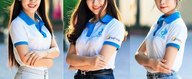 Ngắm 16 nữ sinh xinh đẹp của cuộc thi Hoa khôi sinh viên Nghệ An 2018