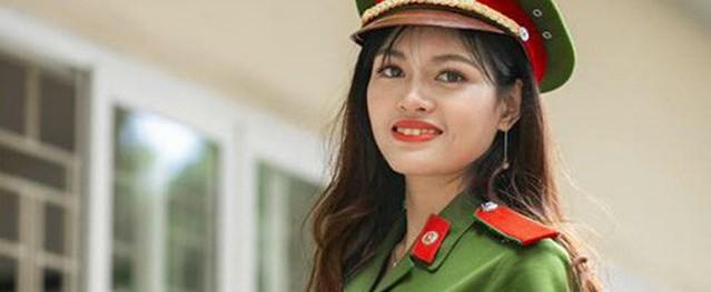 Vượt hàng trăm nam sinh, cô gái sinh 1996 thành nữ thủ khoa cảnh sát