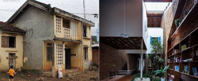 Ngôi nhà tồi tàn bỏ hoang 20 năm ở Lâm Đồng khiến ai cũng phải trầm trồ sau cải tạo