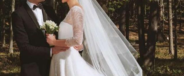 Sắc vóc chân dài cao 1,88 m vừa kết hôn với em chồng Ivanka Trump
