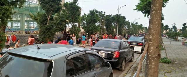 Thanh Oai, Hà Nội: Đồng ý mở điểm cung cấp, phân phối lương thực, thực phẩm cho Khu đô thị Thanh Hà