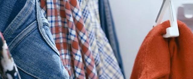 Tủ thông minh tự động treo quần áo
