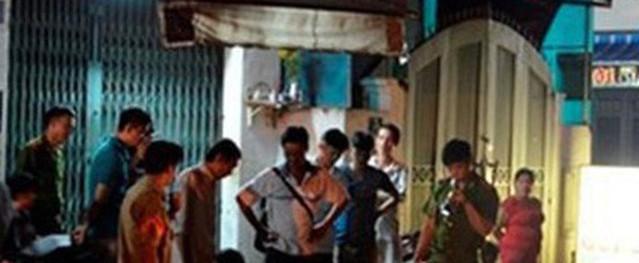 Gã nghiện đâm chết 'tình địch' khi đang chờ ly hôn vợ