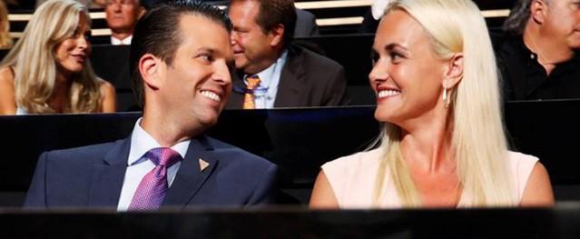 Con dâu cả của tổng thống Donald Trump đệ đơn ly hôn