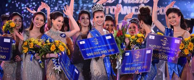 Vì sao cuộc thi Hoa hậu Biển Việt Nam toàn cầu bị kiểm tra?