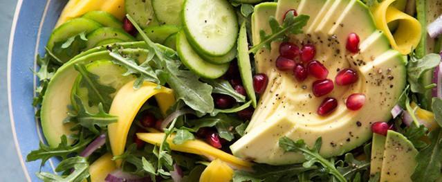 5 món ăn giàu dinh dưỡng làm từ quả bơ